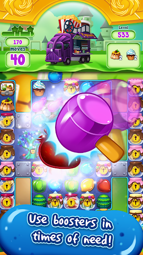Food Burst: An Exciting Puzzle Game 1.7.2 screenshots 3