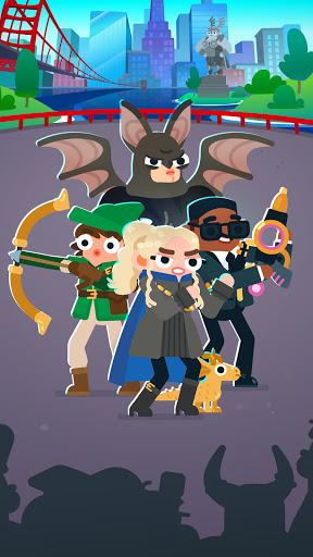 Heroes Battle: Auto-battler RPG screenshots 17