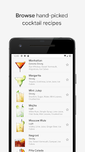 Cocktail Flow - Drink Recipes Screenshot