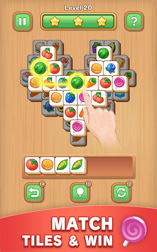 Tile Clash-Block Puzzle Jewel Matching Game android2mod screenshots 13