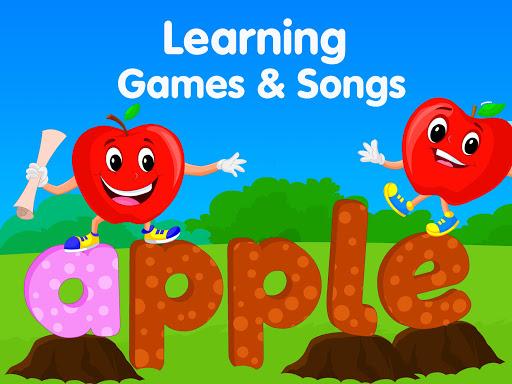 KidloLand- Nursery Rhymes, Kids Games, Baby Songs  Screenshots 1
