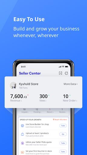 Lazada Seller Center - Online Selling! 2.26.4 Screenshots 3