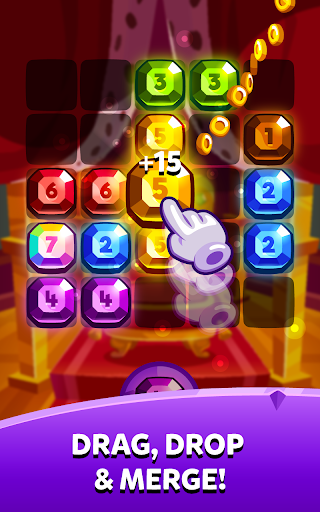 Bubbu Jewels - Merge Puzzle screenshots 14
