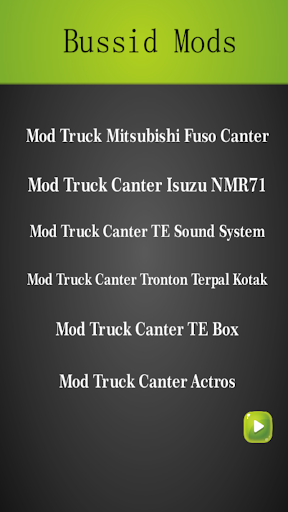 Mod Truck Canter Bussid Indonesia Update 2.0 Paidproapk.com 2