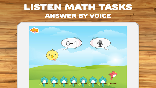 Math for kids: numbers, counting, math games 2.6.5 screenshots 6