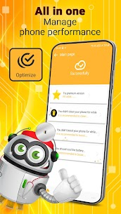 Free Quick Cleaner 2.0  clean and speed up your Android 4