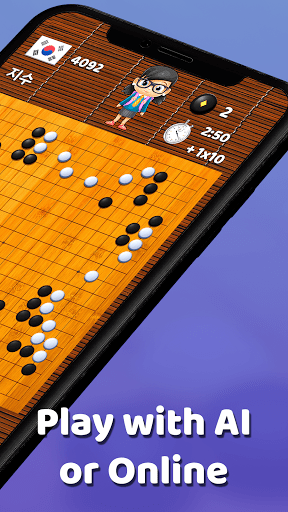 Go - Learn & Play - Baduk Pop (Tsumego/Weiqi Game) apklade screenshots 2