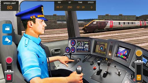 City Train Driver Simulator 2019: Free Train Games 4.4 Screenshots 1
