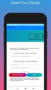 Live TV World - IPTV 3.0.1