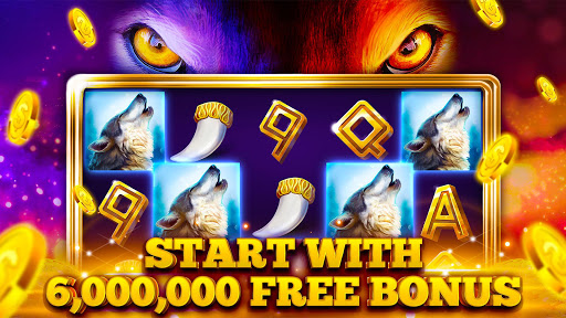 Slots Wolf Magic™ FREE Jackpot Casino 777 Games  screenshots 1