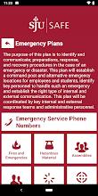 SJU Safe screenshot thumbnail