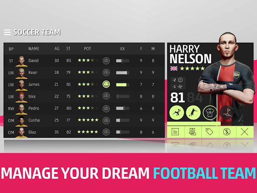 SEASON Pro Football Manager - Football Management 4.1.17 Screenshots 17
