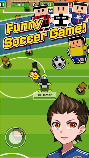 Soccer On Desk 1.3.8 screenshots 17
