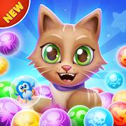 Bubble Shooter Catly - Pop, Match & Blast bubbles