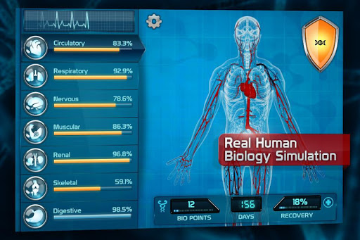 Bio Inc - Biomedical Plague and rebel doctors. apklade screenshots 2