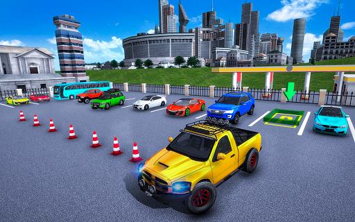 In Car Parking Games u2013 Prado New Driving Game 1.4 screenshots 1