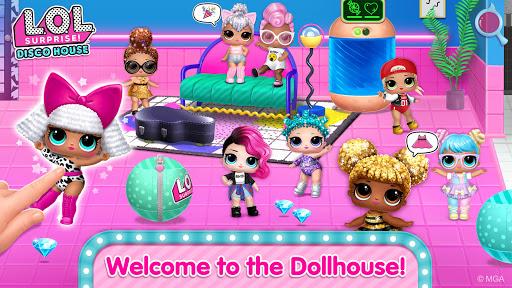 L.O.L. Surprise! Disco House – Collect Cute Dolls 1.0.12 screenshots 1