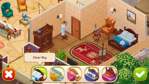 Family Hotel: Renovation & love storyu00a0match-3 game 1.92 screenshots 8