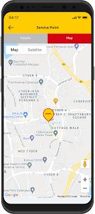 DHL Express Mobile 2.6.0 Screenshots 5
