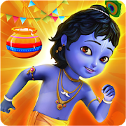 Little Krishna  Icon