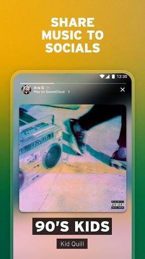 SoundCloud - Play Music, Podcasts & New Songs apktram screenshots 5