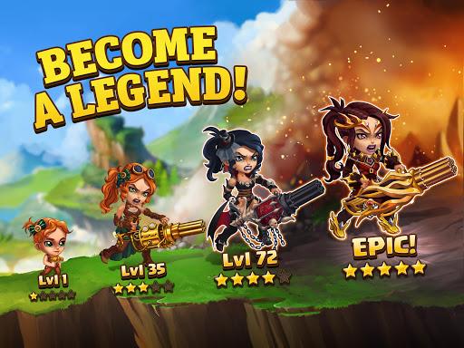 Hero Wars u2013 Hero Fantasy Multiplayer Battles screenshots 9