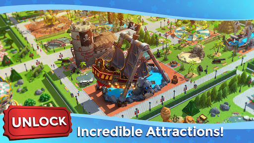 RollerCoaster Tycoon Touch - Build your Theme Park goodtube screenshots 3