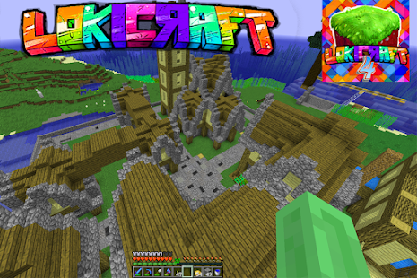 Lokicraft 4: Building craft Apkfinish screenshots 1