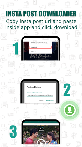 Status Download for WhatsApp android2mod screenshots 5