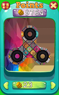 Fidget Mandala Spinner Screenshot