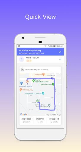 Lokaytr - Family Locator & Finder, GPS Tracker App apktram screenshots 4