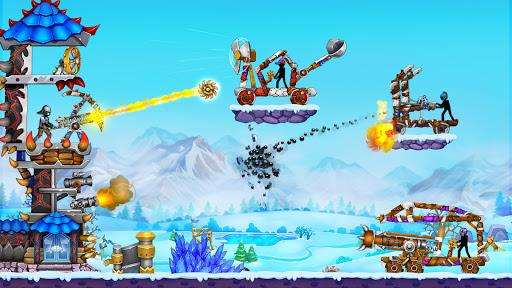 The Catapult 2: Grow Castleu30fbTower Defenseu30fbStickman  screenshots 22
