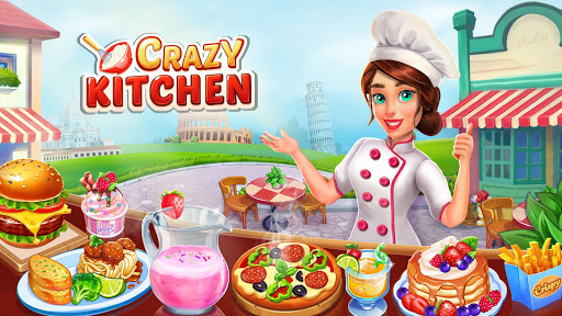 Crazy Kitchen Cooking Game  screenshots 6