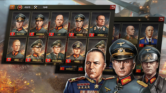 World War 2: WW2 Strategy Games 2