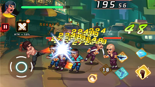 I Am Fighter! - Fist of Kung Fu 1.0.7.101 screenshots 1