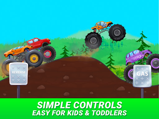Monster Trucks: Racing Game for Kids android2mod screenshots 10