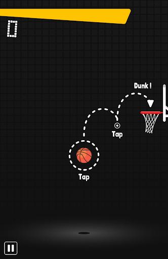Dunkz ud83cudfc0ud83dudd25  - Shoot hoop & slam dunk screenshots apkspray 10