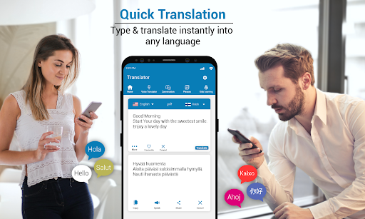 Translator All Voice Language Translate modavailable screenshots 8