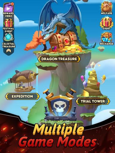 Hero Summoner - Free Idle Game  screenshots 14