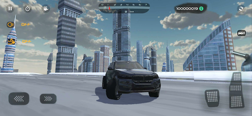 M Package : Car Simulator modiapk screenshots 1