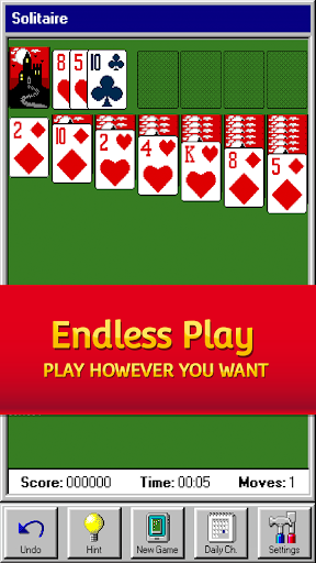 Solitaire 95 - The classic Solitaire card game 1.5.0 screenshots 4