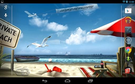 My Beach HD  screenshots 1