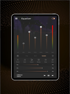 Equalizer - Bass Booster pro Screenshot