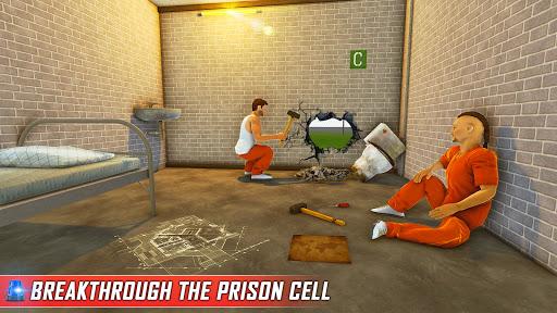 Grand Jail - Jeu d'évasion de prison APK MOD – ressources Illimitées (Astuce) screenshots hack proof 2