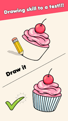 Draw it - Draw One Part 1.2 screenshots 1