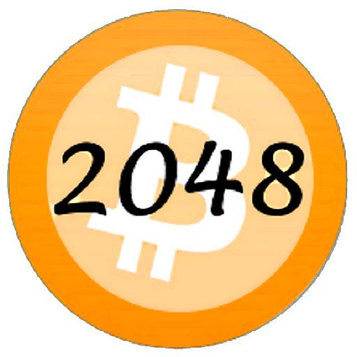 2048 bitcoin žaidimas