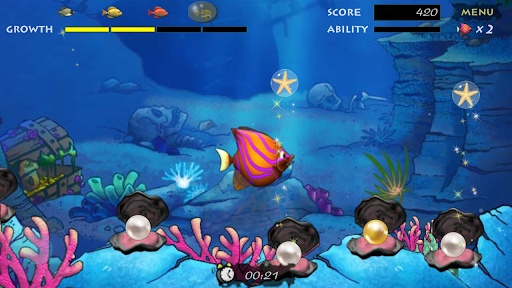 Fish Feeding Frenzy  screenshots 6