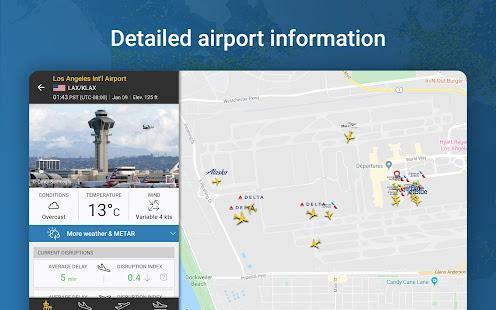 Flightradar24 Flight Tracker screenshots 13