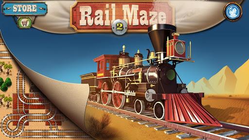 Rail Maze 2 : Train puzzler screenshots 6