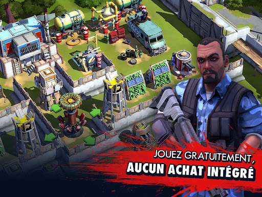 Code Triche Zombie Anarchy: Survival Strategy Game APK MOD (Astuce) screenshots 1